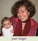 Joan Singer, Founder of MotherCare Services, Inc.
